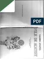 Valeriu Anania, File de Acatist