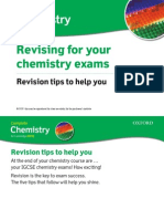 Revision Tips Chem