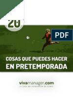 20 cosas que puedes hacer en pretemporada - Viva Manager.pdf