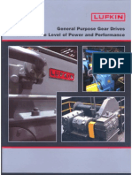 General Purpose Gear Drives