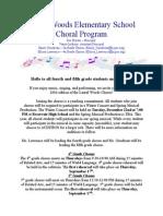 chorus packet