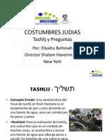 Costumbres Judias - Tashlij