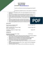 Jobswire.com Resume of JBHUTCHINSON