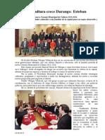 24.09.2013 Comunicado Con Cultura Crece Durango Esteban
