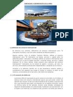 La Importacion y Exportacion en El Peru