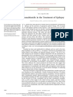 Cannabionoids in the Treatment of Epilepsy - NEJM