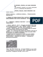 Historia de Angola Madalena Diogo