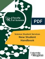 Science Student Handbook