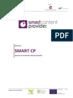 QREN SmartCP Algoritmos de Classificação e Deteção de Padrões 1.1