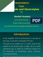 Fluids & Electrolytes RASHID