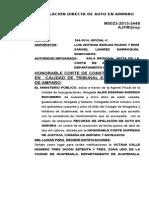 Apelacion Auto en Amparo Directa Cc Lic_alejandro_flores — m0023-2012-3448