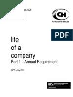 Life of a Company Prt1