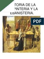 Historia de La Carpinteria y La Ebanisteria (1)