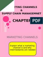 MARKETING CHANNELS & SUPPLY CHAIN MANAGEMNET