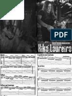 Kiko Loureiro - Rock Fusion Brasileiro Tecnica Criativa