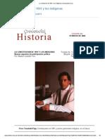 La Constitución de 1991 y Los Indígenas _ Banrepcultural