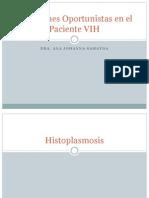 Infecciones Oportunistas en El Paciente VIH Diplomado Tecnico (1)