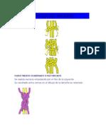 Tecnicas de Nudos en Macrame (Pulseras)