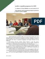 05.12.2014 Consejo Consultivo Respalda Programas de AMD