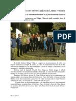 06.12.2014 Esteban Cumple Con Mejores Calles en Lomas Vecinos