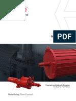 GP Rotork Actuators