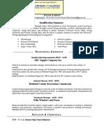 Jobswire.com Resume of williefairnot