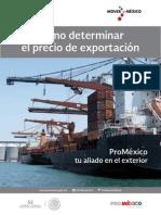 Pro Mexico - Como Determinar El Precio de Exportacion