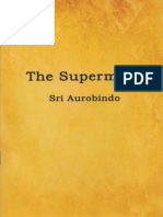 Sri Aurobindo the Superman