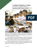 10.12.2014 Esteban Activa Brigada Vitamínate en Gómez