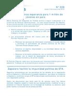 Argumentos Populares 8-03-10