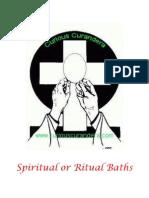 Spiritual or Ritual Baths