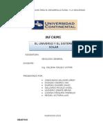 Informe 2014 (Sistema Planetario)