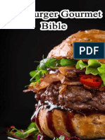 Hamburger Gourmet Bible Delici - Jake Rivers
