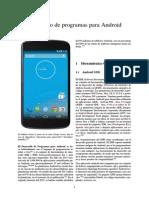 Desarrollo de Programas Para Android