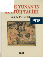Egon Friedel - Antik Yunan K├╝lt├╝r Tarihi - Dost, 1. Bas─▒m, 1999.pdf
