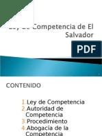 008 - Ley de Competencia