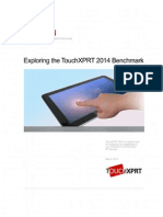 Exploring the TouchXPRT 2014 Benchmark