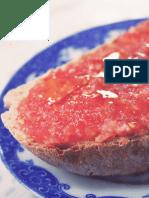 "Tartine de pain-tomate ""Pan Tumaca"""