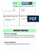 pr 5 day 1 graphing rational functions notes