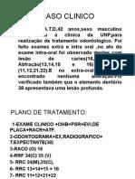 Caso Clinico Slide Estagio