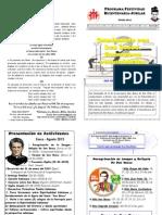 programación Bicentenaria Jubilar