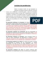 Descrições de Pendências 28-11-2013