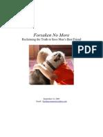 Forsaken No More (Bully Breed Adoption)