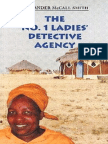 The No1 Ladies Detective Agency - Alexander Smith