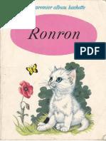Ronron Limba Franceza