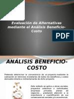 Razón Beneficio/Costo