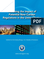 Assessing the Impact of Potential New Carbon Regulations in the United States