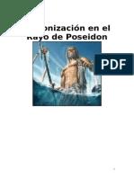 Sintnizacion en El Tridente de Poseidon