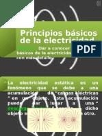 Principios Básicos de La Electricidad