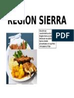 Region Sierra